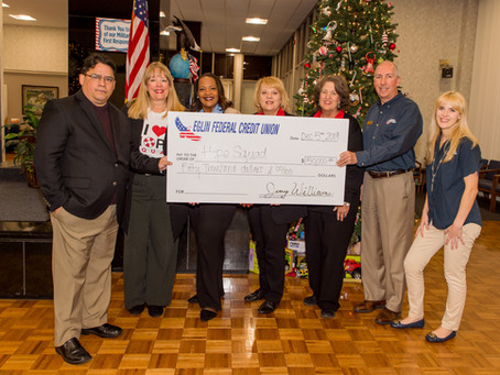 Eglin Federal Credit Union Takes Title Sponsorship