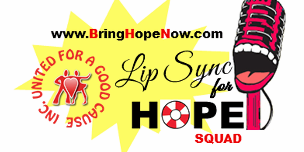 Lip Sync for HOPE