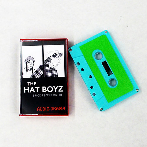 The Hat Boyz (Audio Book)