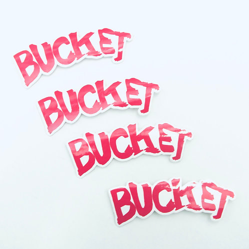 Bucket Sticker (Add On)