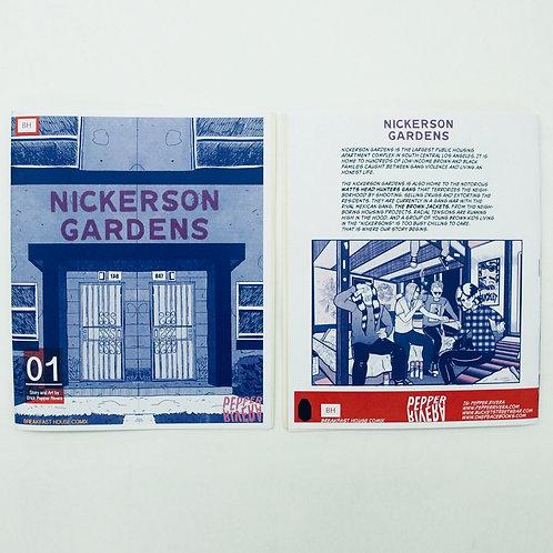 Nickerson Gardens Manga
