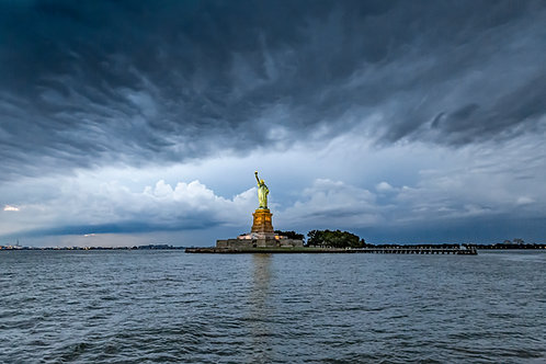 Liberty's breakthrough 🗽