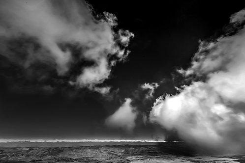 Cloud nine turned to grey ☁