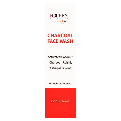 Nettoyant pour le visage au charbon (100ml)