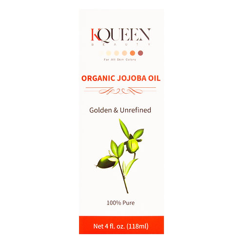 Huile de Jojoba 100% naturel (118ml)