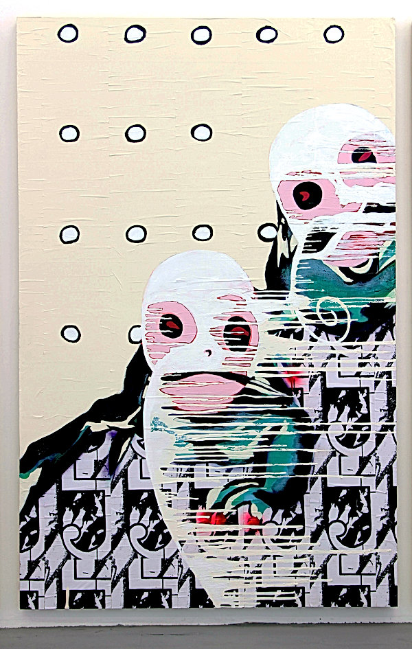 2.Those Convivial Fails (2015) - 155 x 2