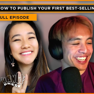 How to publish your first best-selling book with Amy Dong