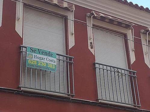 REF. 2178 Piso con garaje y trastero en Algueña