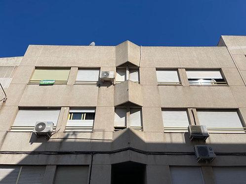 Ref. 2002 Piso 3 dormitorios en Aspe con plaza de garaje