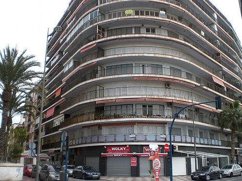 REF 2081 Piso en Santa Pola con ascensor ZONA PUERTO