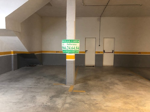 REF. 2179 Parking en Elche Zona Travalon Alto