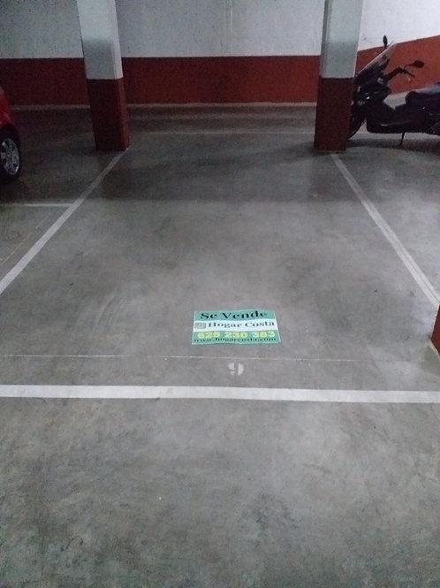 REF. 2197 Parking en Elche Zona Toscar / Av. Novelda