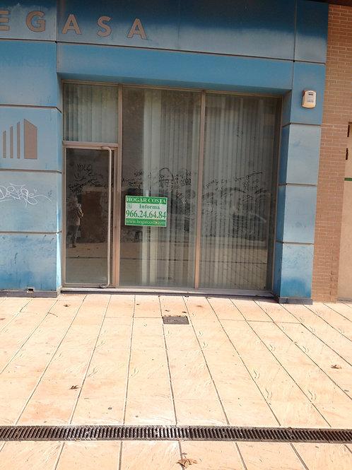 Local en Villajoyosa