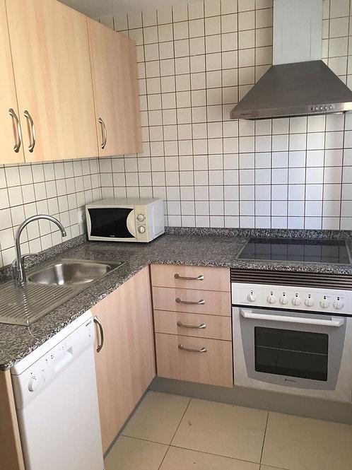 REF. 3006 Duplex en Denia PLANTA 5