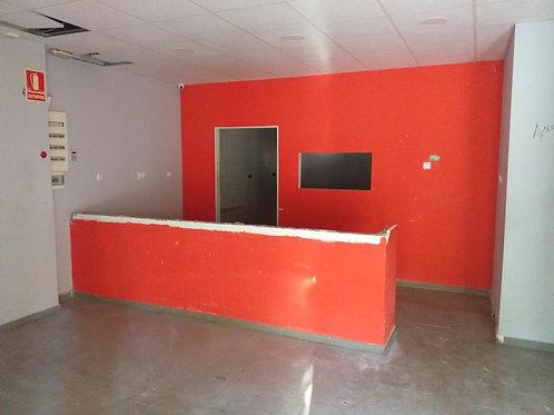 REF. 2158 Local en Elche zona AMBULANTORIO SAN FERMIN