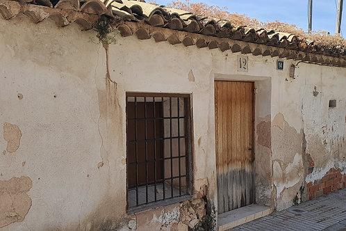 REF. 2218 casa de pueblo en Pinoso
