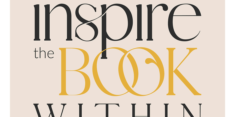Inspire The Book Within - March Webinar