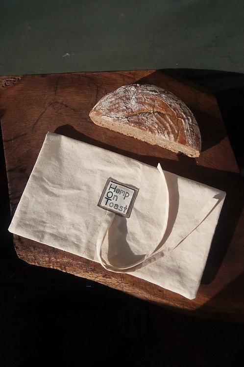 Hemp Bread Bag