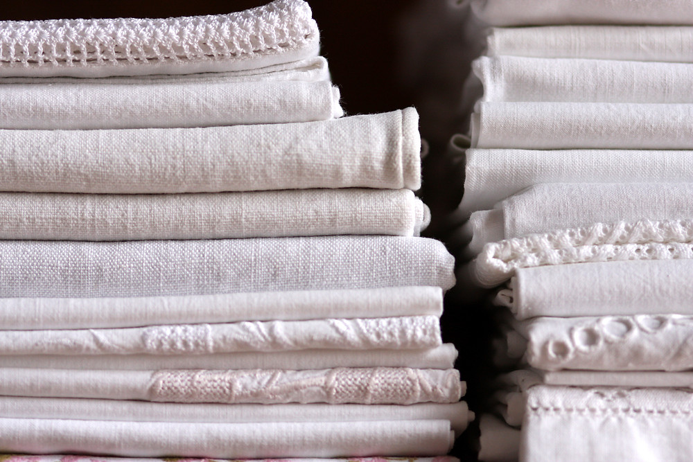 Create clothing from second hand bedsheets