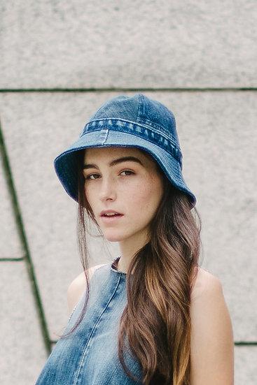 Lara Hat Dark Denim