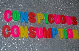 THANKFUL FOR... CONSUMPTION?