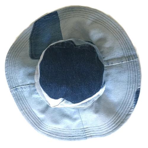 0a0176063e43e Audrey Hat Light Denim