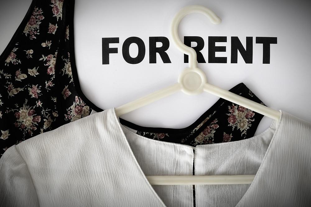 Start your own designer clothing rental business