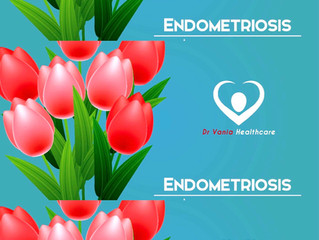 Endometriosis may affects you fertility. Be smart check yourself.@vaniahealthcare