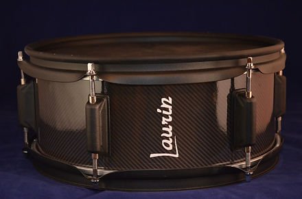 Carbon look Laurin snare