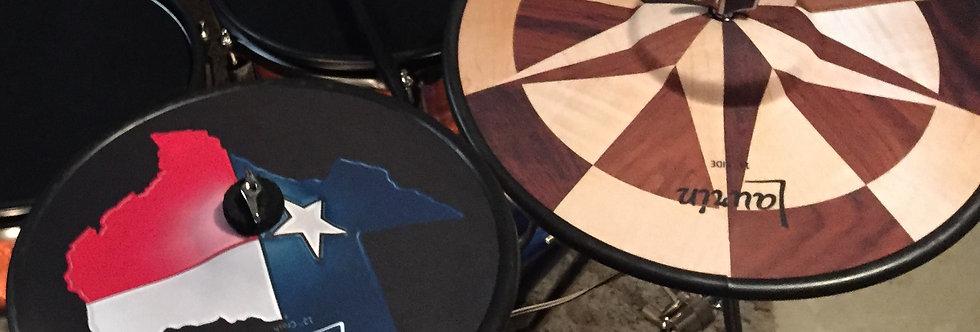 Custom Look Cymbal