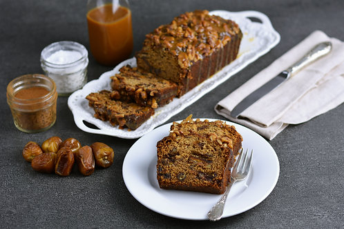 Sticky Date Loaf Cake
