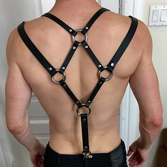 Fullproof Leather Harness