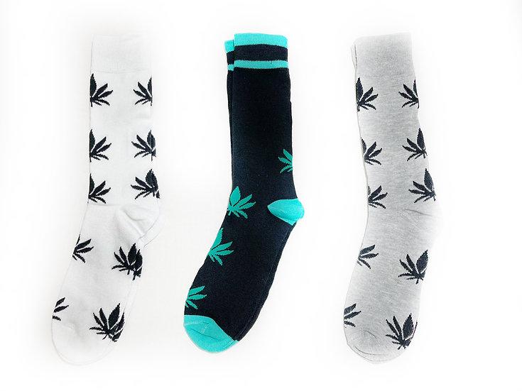 420 Socks (3 Pack)
