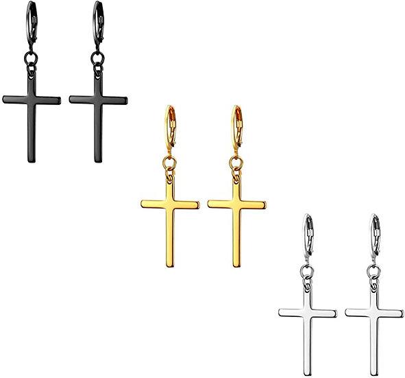 L.A. Cross Earrings