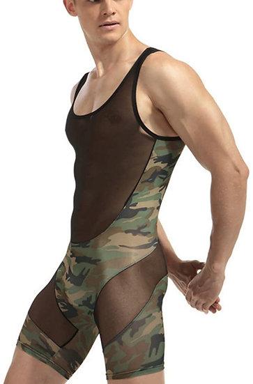 Camo Cruise Bodysuit