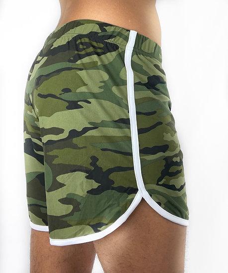 Cali Camo Shorts