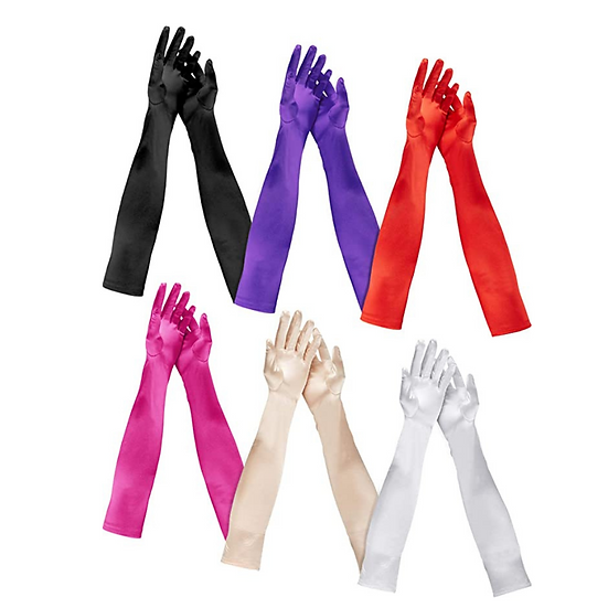 Dublin Satin Gloves