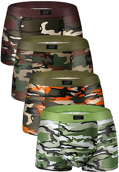 Camo Occasion Pack