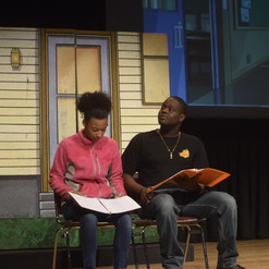 Our Arts Program Offers a Stage and Character