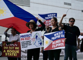 In Photos: Activists in New York Join July 12 Global Rally to Support Filipino Fisherfolk and Celebr