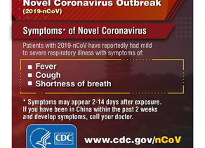 CDC Confirms Person-to-Person Spread of New Coronavirus in the United States
