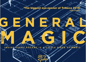 'GENERAL MAGIC' Directed by Sarah Kerruish and Matt Maude Opening July 12th in NYC Exclusive