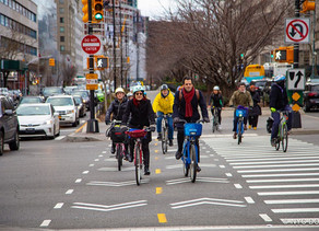 Vision Zero: De Blasio Administration Announces 2020 Major Protected Bicycle Lane Projects in Brookl