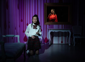 Ma-Yi Theater Company Presents Encore Engagement of Haruna Lee's Critically-Acclaimed 'Suici