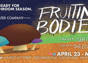 Ma-Yi Theater Announces Cast for 'Fruiting Bodies' by Sam Chanse