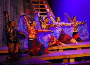 Barefoot Dancing with Kinding Sindaw, presented by Van Cortlandt Park Conservancy and NYC Parks, Jul