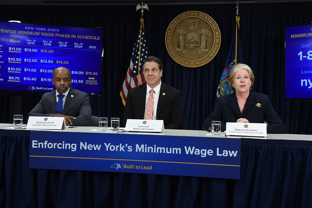 Photo: Governor Cuomo Press Office