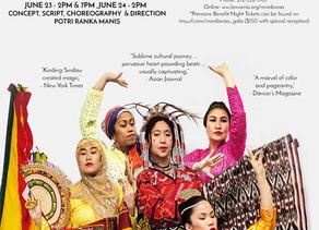 Kinding Sindaw Presents 'Mindanao: The Legend of Tabunaway, Mamalu, and Their Descendants' B