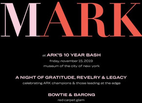 'Make Your Mark' Celebrating a Decade of Solving Hunger and Malnutrtion; Advancement for Rur
