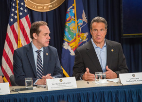 Governor Cuomo Announces New York State Implements First-in-the-Nation Ban on Flavored E-Cigarettes